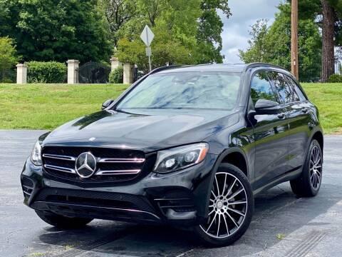 2016 Mercedes-Benz GLC for sale at Sebar Inc. in Greensboro NC