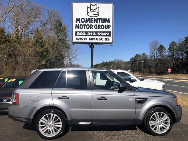 2011 Land Rover Range Rover Sport for sale at Momentum Motor Group in Lancaster SC
