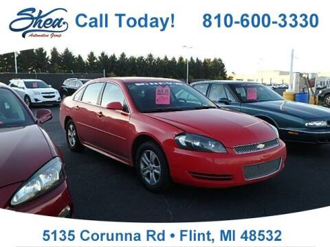 2013 Chevrolet Impala for sale at Jamie Sells Cars 810 in Flint MI