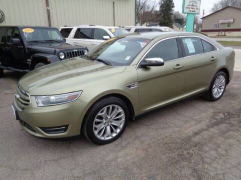 2013 Ford Taurus for sale at De Anda Auto Sales in Storm Lake IA