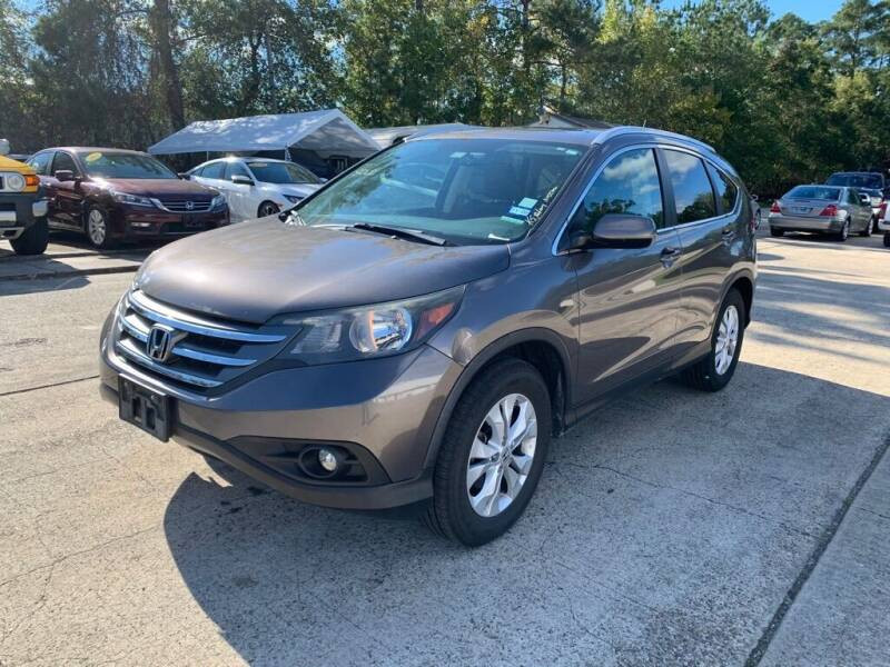 2013 Honda CR-V for sale at AUTO WOODLANDS in Magnolia TX