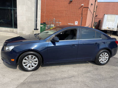 2011 Chevrolet Cruze for sale at 5 Stars Auto Service and Sales in Chicago IL