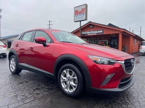 2019 Mazda CX-3 for sale at HUFF AUTO GROUP in Jackson MI