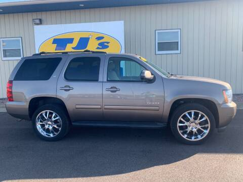 2012 Chevrolet Tahoe for sale at TJ's Auto in Wisconsin Rapids WI