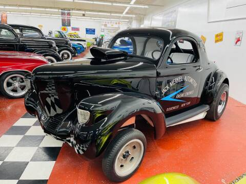 1939 Willys Coupe