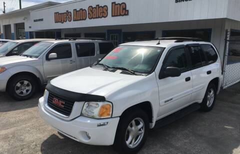 2005 GMC Envoy for sale at Moye's Auto Sales Inc. in Leesburg FL