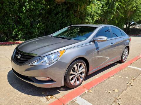 2014 Hyundai Sonata for sale at DFW Autohaus in Dallas TX