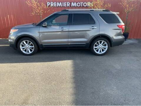 2012 Ford Explorer for sale at PremierMotors INC. in Milton Freewater OR