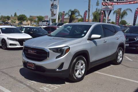 2018 GMC Terrain for sale at Choice Motors in Merced CA