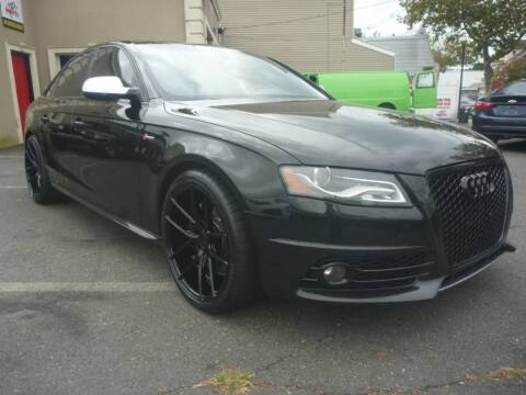 2012 Audi S4 for sale at Pinto Automotive Group in Trenton NJ