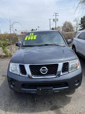 2011 Nissan Pathfinder for sale at Mastro Motors in Garden City MI