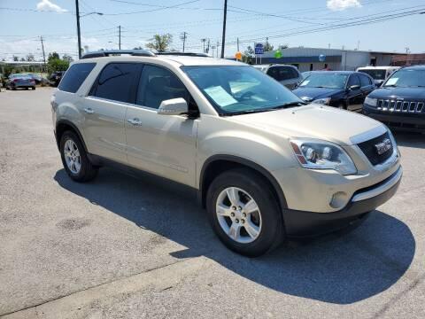 2007 GMC Acadia for sale at Jamrock Auto Sales of Panama City in Panama City FL