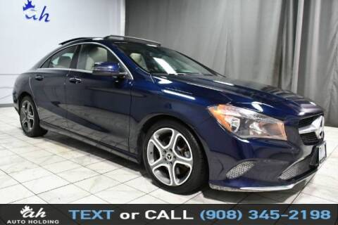 2018 Mercedes-Benz CLA for sale at AUTO HOLDING in Hillside NJ