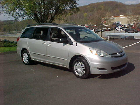 2007 Toyota Sienna for sale at North Hills Auto Mall in Pittsburgh PA