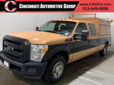 2014 Ford F-350 Super Duty for sale at Cincinnati Automotive Group in Lebanon OH