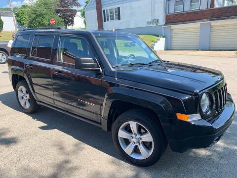 2014 Jeep Patriot for sale at Trocci's Auto Sales in West Pittsburg PA