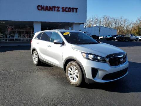 2019 Kia Sorento for sale at Chantz Scott Kia in Kingsport TN
