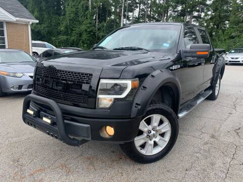 2009 Ford F-150 for sale at Philip Motors Inc in Snellville GA