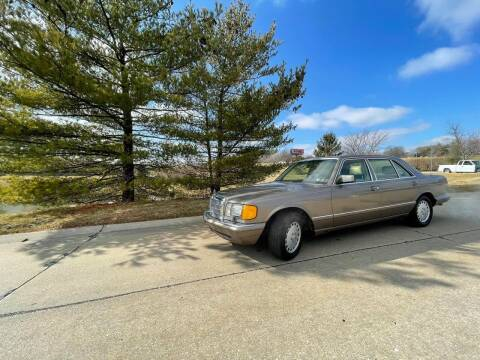 1991 Mercedes-Benz 420-Class for sale at Q and A Motors in Saint Louis MO