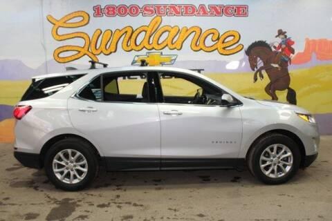 2018 Chevrolet Equinox for sale at Sundance Chevrolet in Grand Ledge MI