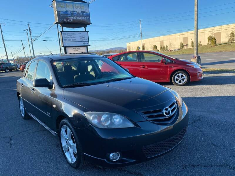 2005 Mazda MAZDA3 for sale at A & D Auto Group LLC in Carlisle PA