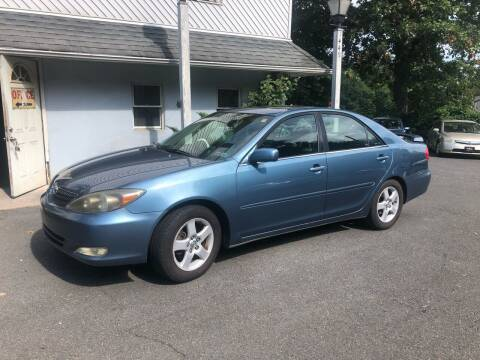 2003 Toyota Camry for sale at 22nd ST Motors in Quakertown PA