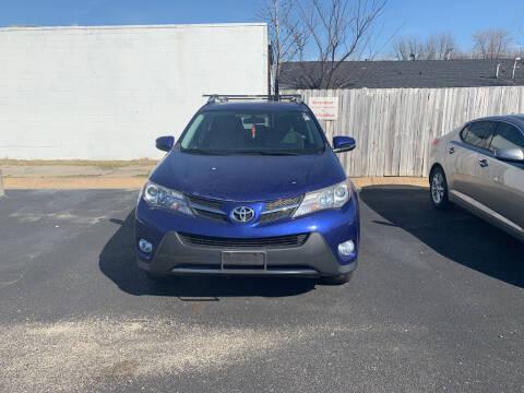 2015 Toyota RAV4 for sale at Auto Credit Xpress in Jonesboro AR