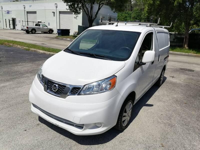 2015 Nissan NV200 for sale at Best Price Car Dealer in Hallandale Beach FL
