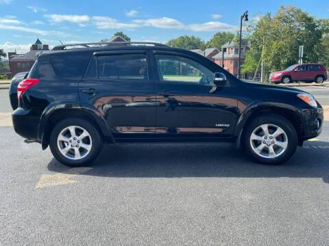 2010 Toyota RAV4 for sale at Broadway Auto Services in New Britain CT