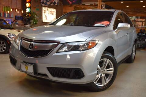 2014 Acura RDX for sale at Chicago Cars US in Summit IL