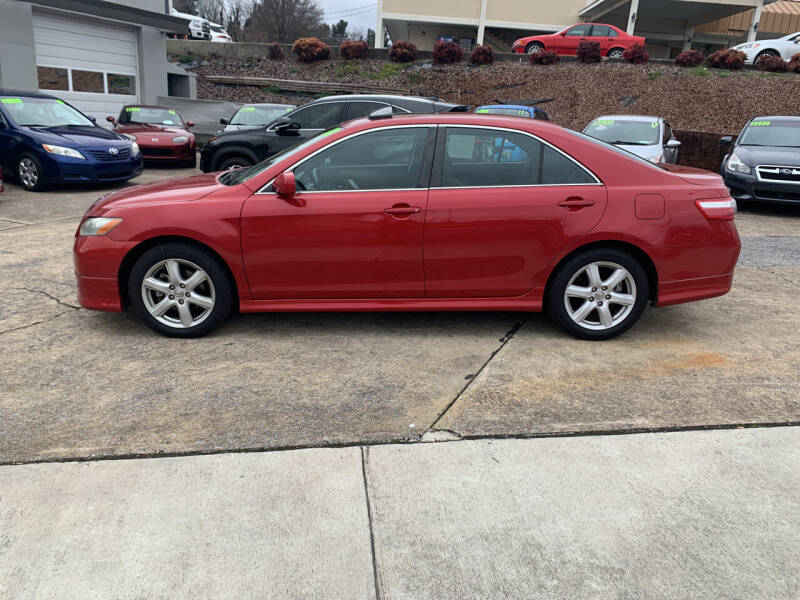 2008 Toyota Camry for sale at State Line Motors in Bristol VA