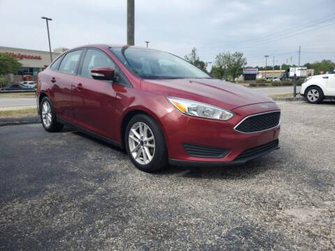 2015 Ford Focus for sale at Ron's Used Cars in Sumter SC