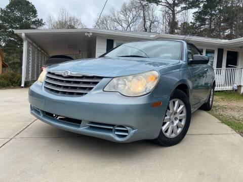 2008 Chrysler Sebring for sale at Efficiency Auto Buyers in Milton GA