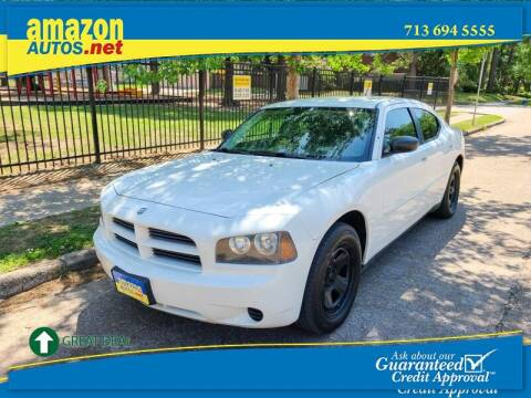 2008 Dodge Charger for sale at Amazon Autos in Houston TX