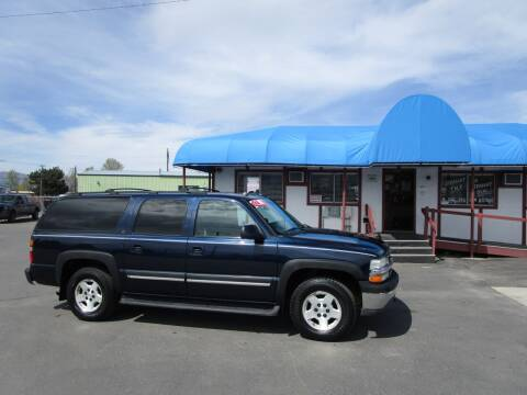 2005 Chevrolet Suburban for sale at Jim's Cars by Priced-Rite Auto Sales in Missoula MT