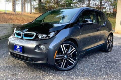 2017 BMW i3 for sale at TRUST AUTO in Sykesville MD