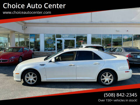 2008 Cadillac STS for sale at Choice Auto Center in Shrewsbury MA