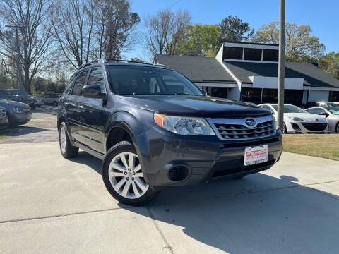 2011 Subaru Forester for sale at Alpha Car Land LLC in Snellville GA