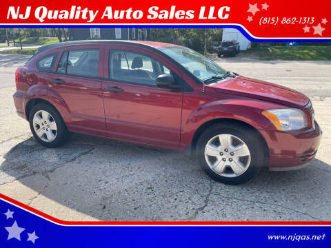 2007 Dodge Caliber for sale at NJ Quality Auto Sales LLC in Richmond IL