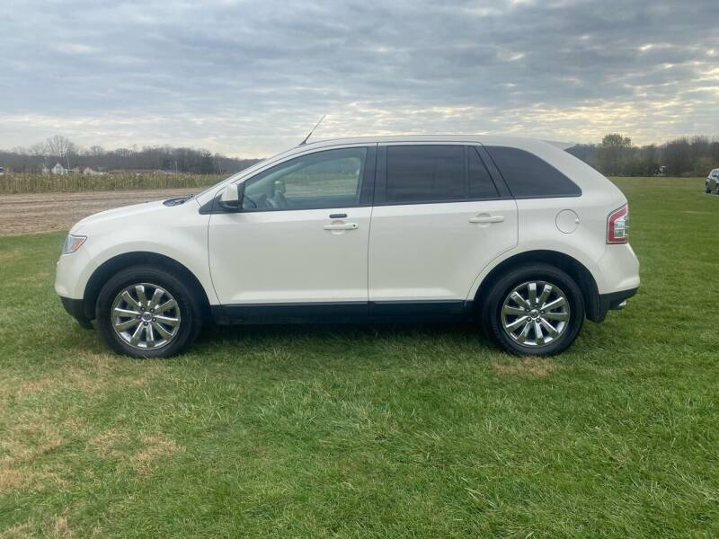 2008 Ford Edge for sale at Wendell Greene Motors Inc in Hamilton OH