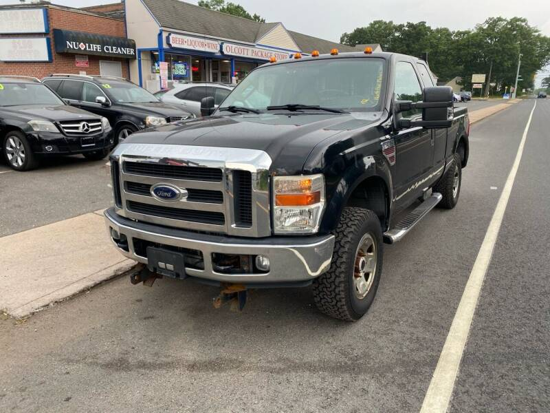 2008 Ford F-250 Super Duty for sale at Manchester Motors in Manchester CT