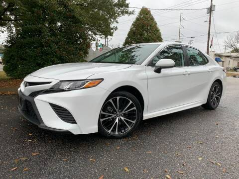 2019 Toyota Camry for sale at Seaport Auto Sales in Wilmington NC