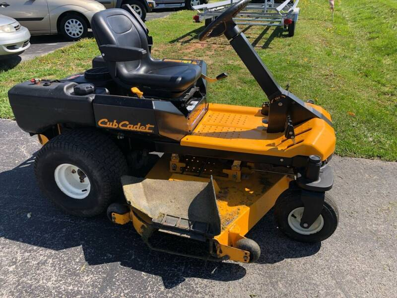 2013 Cub Cadet Z Force for sale at Holland Auto Sales and Service, LLC in Somerset KY