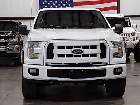 2017 Ford F-150 for sale at Texas Motor Sport in Houston TX