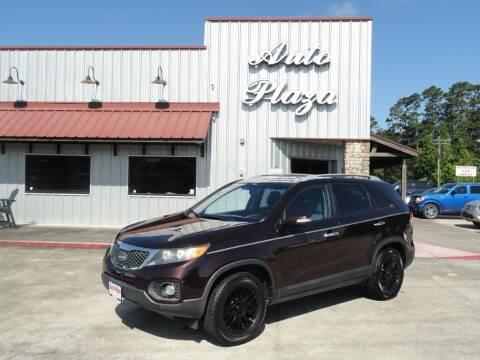 2011 Kia Sorento for sale at Grantz Auto Plaza LLC in Lumberton TX