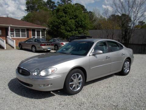 2007 Buick LaCrosse for sale at Carolina Auto Connection & Motorsports in Spartanburg SC