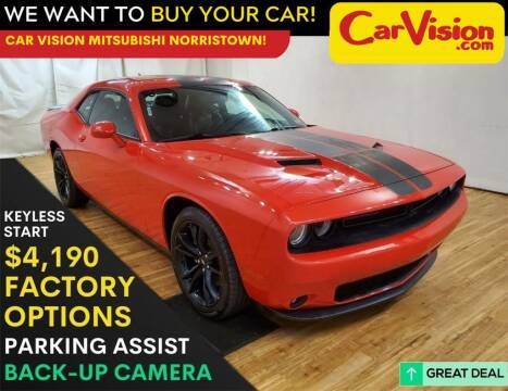 2018 Dodge Challenger for sale at Car Vision Mitsubishi Norristown in Trooper PA