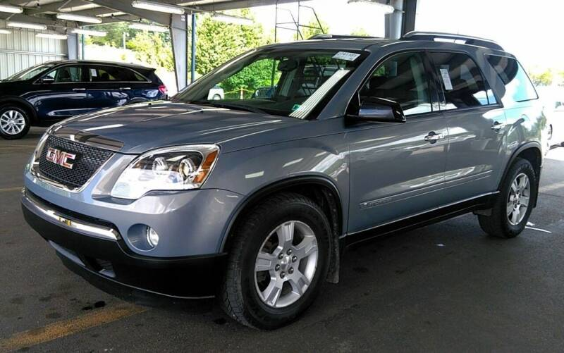 2008 GMC Acadia for sale at Angelo's Auto Sales in Lowellville OH