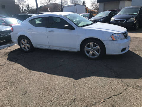 2013 Dodge Avenger for sale at TOWER AUTO MART in Minneapolis MN