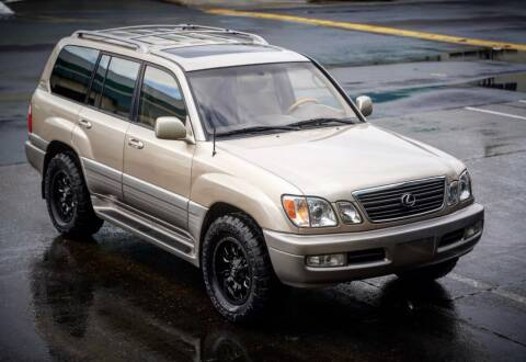2001 Lexus LX 470 for sale at MS Motors in Portland OR